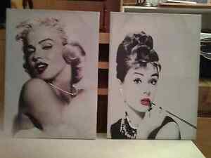 Canvas pictures both for $15 Normanhurst Hornsby Area Preview
