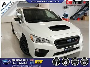 2015 Subaru Wrx Sti Awd **Exhaust Cat Back** Valeur de 1,500$**