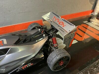 Arrma Typhon Rear Wing Spoiler Adjustable for sale  Shipping to India