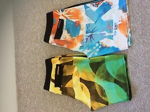 Quicksilver men's board shorts size 38 Brighton Brisbane North East Preview