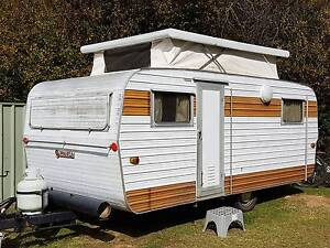 Great little pop top caravan that has served our family well. Oak Park Moreland Area Preview