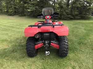 2008 Artic Cat 800 ATV