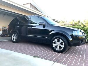 2007 Ford Territory TX Automatic Redland Bay Redland Area Preview