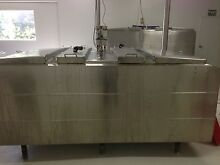 Milk Vat 2700 litre Frigrite stainless steel excellent condition Oldina Waratah Area Preview