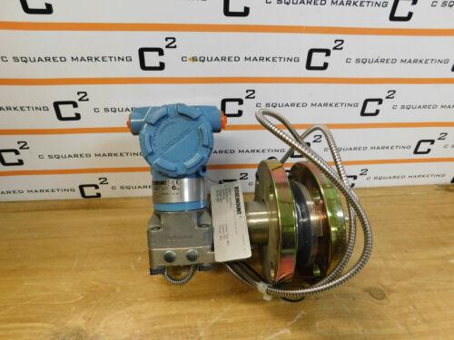 Rosemount 3051cd2a22a1as2l4 Pressure Transmitter 10.5-55vdc Nos Csq