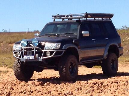 2002 Ti NISSAN PATROL WITH TONS OF EXTRAS! Port Hedland Port Hedland Area Preview