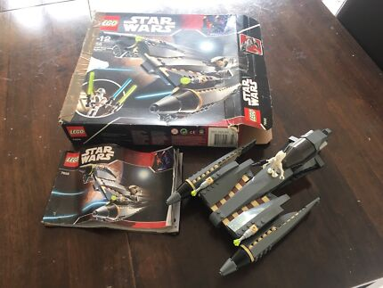 LEGO STAR WARS set 7656 General Grievous Starfighter