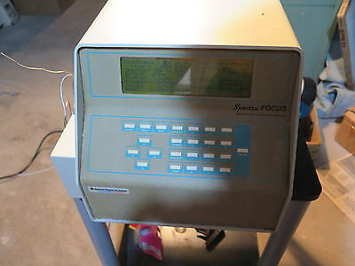 Spectra Spectra Focus Forward Optical Scanning Detector Liquid Chromatography