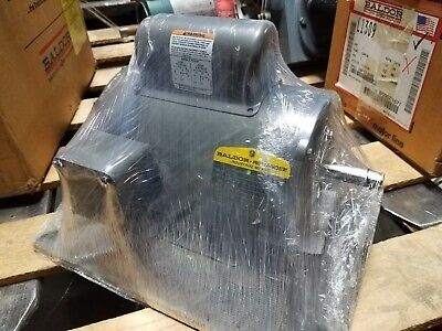 Brand New Baldor 1 Hp Single Phase Motor  L1309