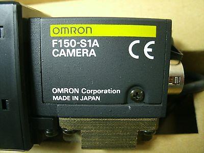 Omron Video Ccd Vision Camera F150-sl20a F150-s1a F150sl20a Nib