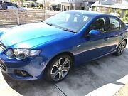 2013 Ford Falcon FG MK11 XR6 Blue 6 Speed Automatic *Consider  Swaps Mount Barker Mount Barker Area Preview