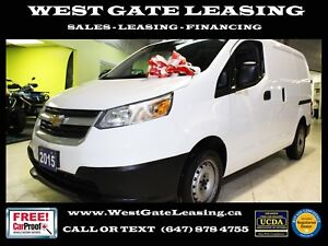 2015 Chevrolet Express | CABIN DIVIDER | BLUETOOTH | CITY EXPRES