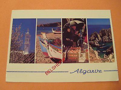 Algarve, Portugal, Postcard