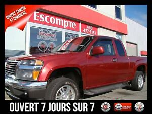 GMC Canyon Cabine multiplaces 4X4 awd