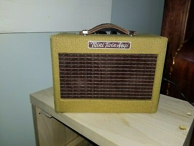 Fender 57 Twin-Amp 1 watt Guitar Amp