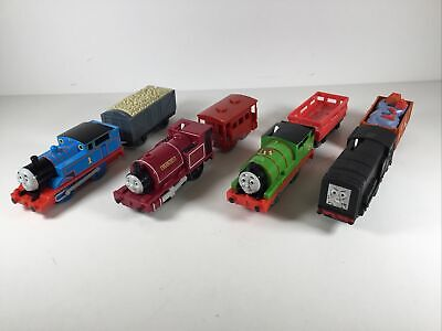 Thomas & Friends Trackmaster Engine Lot Thomas Skarloey Percy Diesel Tested