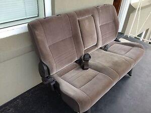 Toyota Hiace Rear Seat Richmond Yarra Area Preview