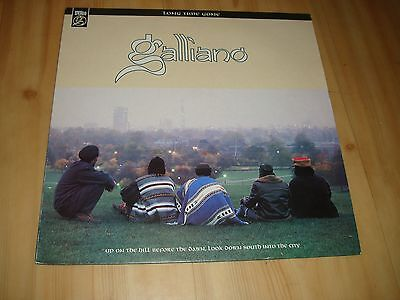 """GALLIANO-LONG TIME GONE (TALKIN'LOUD 12"""")  EXTENDED MIX"""