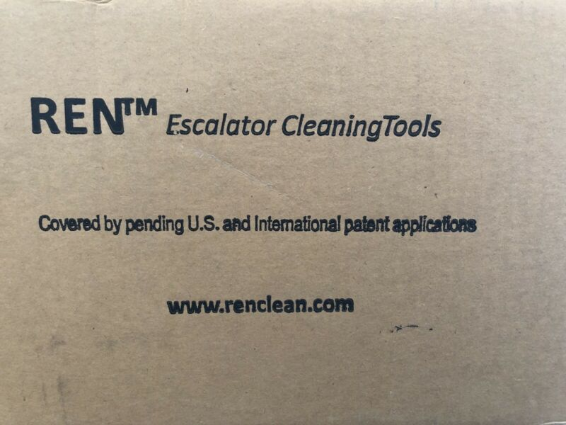 Ren Escalator Cleaning Tools 24""