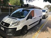 Fiat scudo van 2008 Dernancourt Tea Tree Gully Area Preview