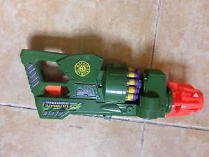 Buzz Bee Toys Ultimate Strike Semi Auto Gun