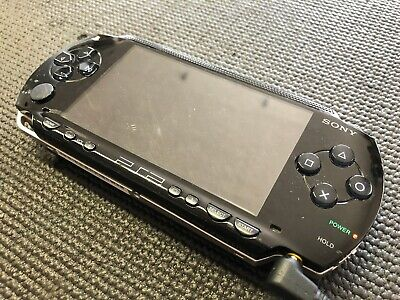 Sony PlayStation Portable - Black (PSP-1001)