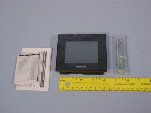 """Panasonic AIG05SQ02D Programmable LCD Color Touchscreen Display 3.5"""" GT05"""