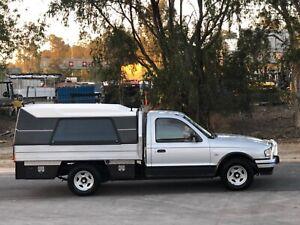2005 Mazda B2600 BRAVO (Manual 4 Cyl)-Registered & RWC Sumner Brisbane South West Preview