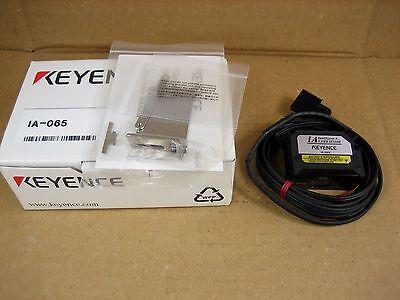 Keyence Ia-065 Analog Laser Sensor New