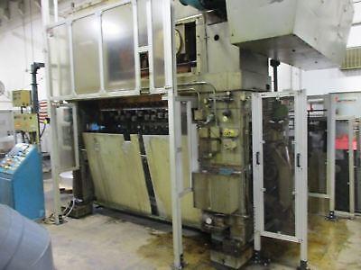 Waterbury Farrel Pc112 Progressive Transfer Press 75 Tons 13 Station 9stroke