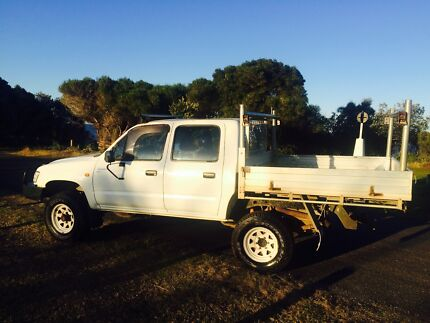 2003 Toyota Hilux Nowra Nowra-Bomaderry Preview