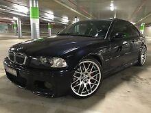 BMW M3 2002 e46 SMG Melbourne CBD Melbourne City Preview