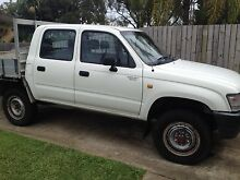 1999 Toyota Hilux Ute Strathpine Pine Rivers Area Preview