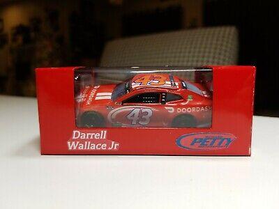 "2020 #43 Darrell ""Bubba"" Wallace Jr DoorDash Camaro NASCAR CUSTOM DIECAST 1/64"
