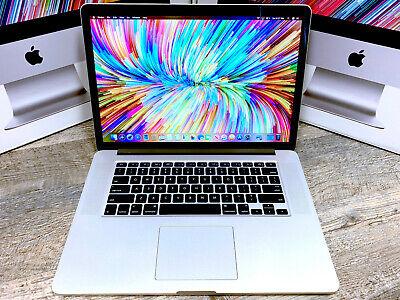 MacBook Pro 15 RETINA / CORE i7 3.6GHZ / 16GB / 1TB SSD / OSX-2019 / WARRANTY