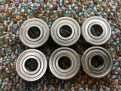 Gmn 6000 Ball Bearings Lot Of 6