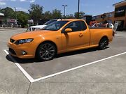 Xr6 turbo ute 316rwkw Thornton Maitland Area Preview