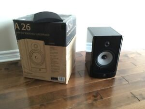 Boston Acoustics A26 Two-Way Bookshelf Speakers