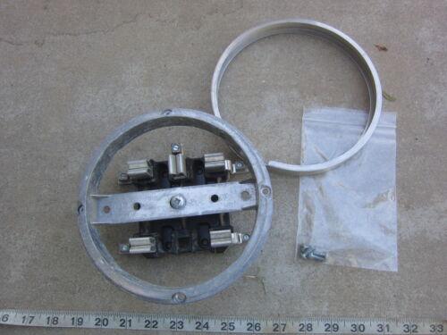 Cooper B-Line 1006CT Meter Socket, Used