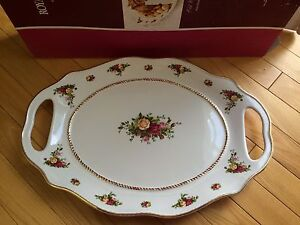 Royal Albert Country Rose Serving Tray