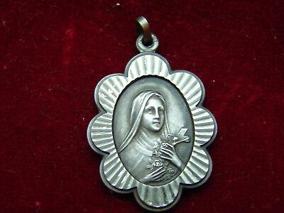 Jolie Antique Medal, Basilica of Lisieux