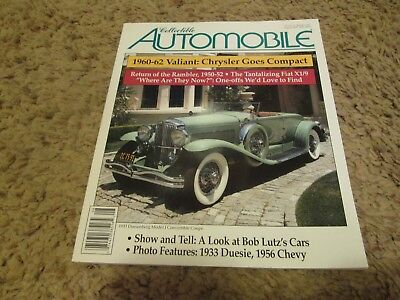 Collectible Automobile Magazine Vol. 21 Number 2