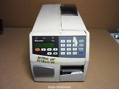 Intermec PF2i Network + USB 203 Dpi Barcode Label Printer - KEYPAD NOT WORKING