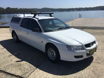 Holden crewman & crewman canopy | Gumtree Australia Free Local Classifieds