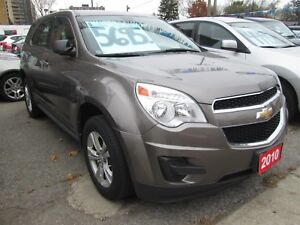 2010 Chevrolet Equinox LX - AWD - ONLY 132,000 klm's.!