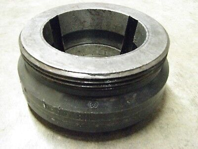 Jacobs Lathe Chuck Spindle Adapter Ada6l1 For Jacob Spindle Nose Collet Chuck