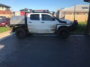 2006 Toyota Hilux sr dual cab Ute Diesel manual 4x4 Point Cook Wyndham Area Preview