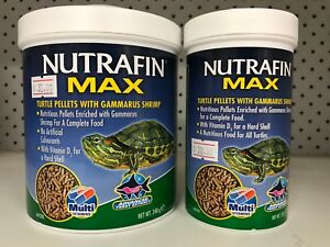 Nutrafin Max Turtle Pellets with Gammarus Shrimp Food Bulleen Manningham Area Preview