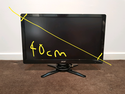 ACER LED Computer monitor.