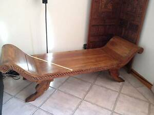 Balinese Handcrafted Daybed Dural Hornsby Area Preview